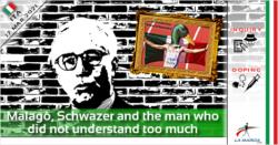 Malagò, Schwazer e l'uomo che non capiva troppo
