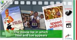 La lista dei film in cui appare il tacco e punta