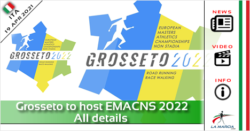 Grosseto to host European Masters Championships 2022. All details