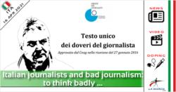 CASO SCHWAZER/ Nado Sanvito e il cattivo giornalismo: a pensar male…