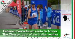 Tontodonati in rotta verso Tokyo. L'obiettivo olimpico in vista.