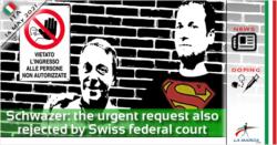 Schwazer: respinta la richiesta di sospensiva urgente anche dal Tribunale Federale Svizzero